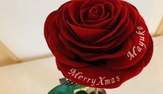 【写真多数】記念日はバチェラーみたいな赤いバラをプレゼント【半永久的に飾れます】