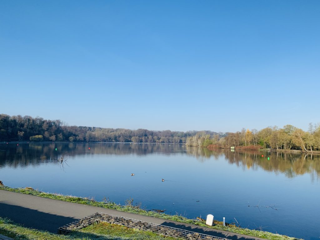 ドイツ 湖