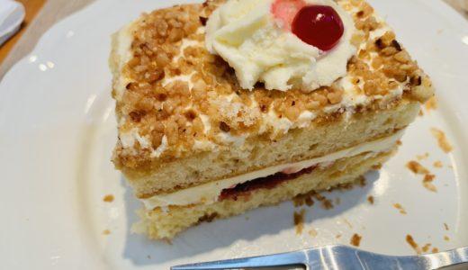 最近買ったドイツのケーキたち。パン屋にケーキが売ってると、つい買っちゃうよね【ドイツ♯6】