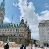 ドイツ ユニクロ 市庁舎